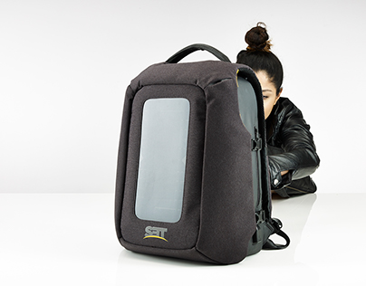 SET Global - NUMI smart travel bag