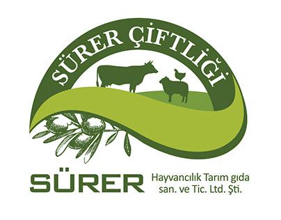 Sürer Çiftliği Logo