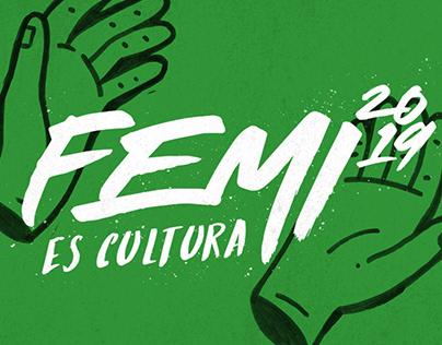 Festival Estival de Música Independiente 2019 - Brand