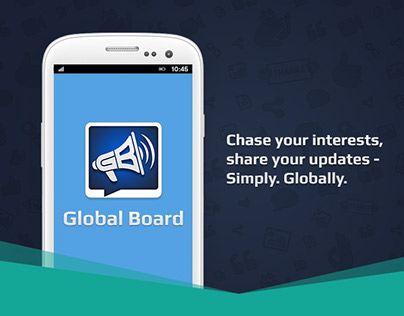 Global Board - Communication Android App