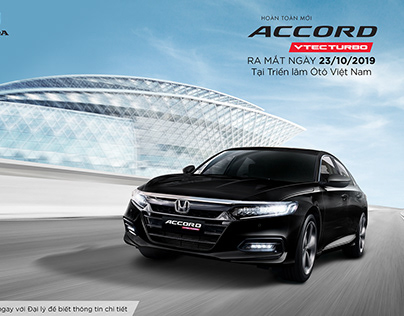 Honda Accord thế hệ thứ 10 ra mắt thị trường Việt Nam