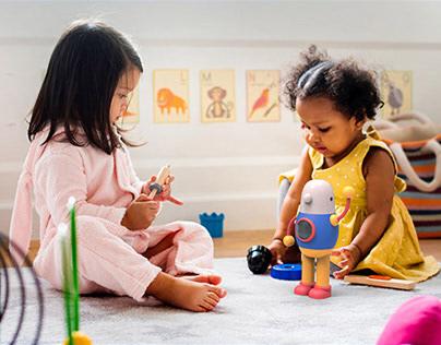 Us! - Inclusive Toys   Diseño Inclusivo