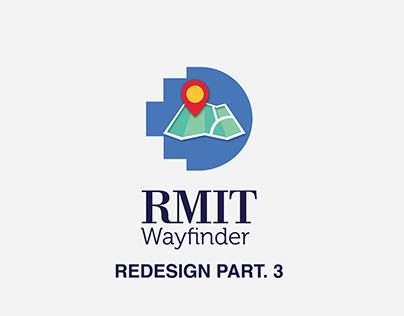 RMIT Wayfinder redesign (Part 3)