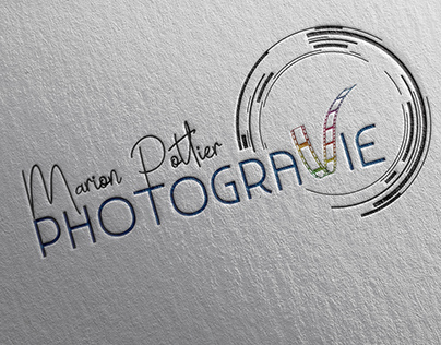 Logo & carte de visite Photogravie