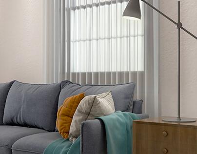 A Cozy Livingroom