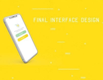 Mark app design