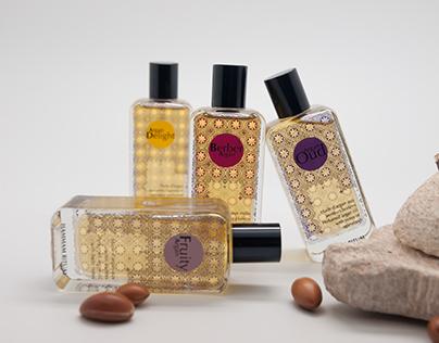 Hammam Ritual - Argan oil