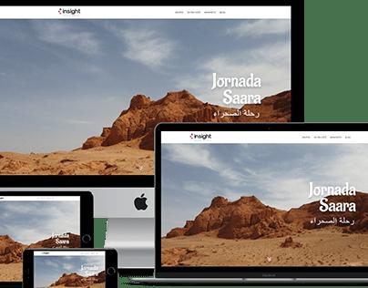 Jornada Saara Insight Travel