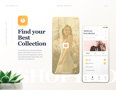 ShopyMob, Shopping App