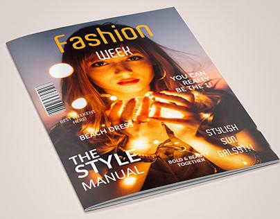 #fashion# in design, #lifestyle#magazine#template#cool