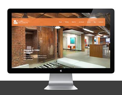 CMBA Website Redesign