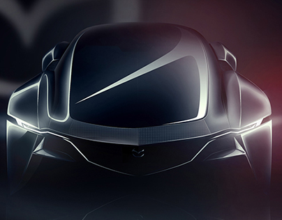 Mazda Grizzly Concept + Animation