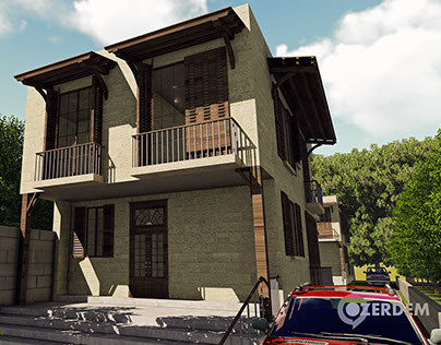 Twin Villa Project - Balıkesir, Turkey