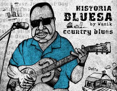 Historia Bluesa by Wasik (Polish Version)