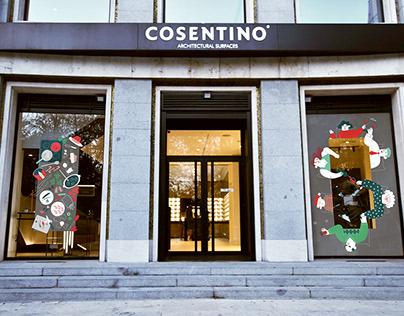 Cosentino City Window Display