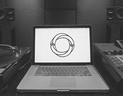 Logo Design for OOO DJ Academy Melbourne
