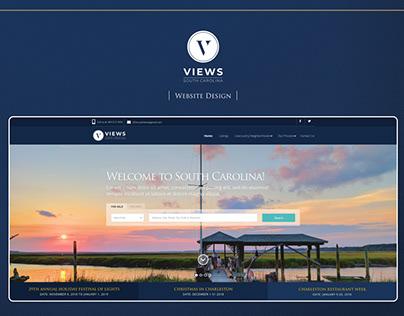 South Carolina Views Website