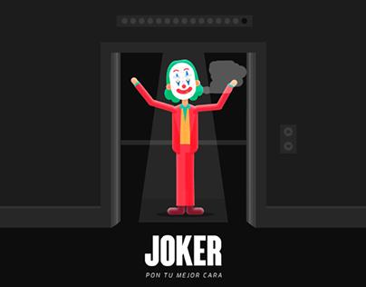 Joker - Pon tu mejor cara :)