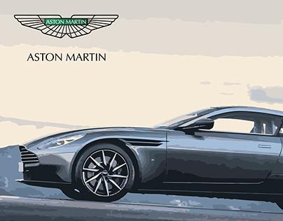 Aston Martin Retail Store