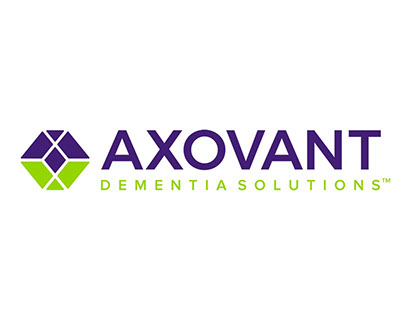 Axovant Logo Redesign