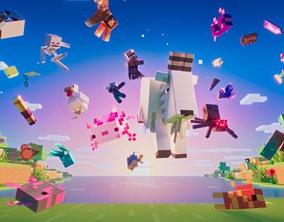 Minecraft: Caves & Cliffs Part 1