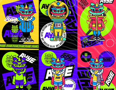 AYYE Brand design