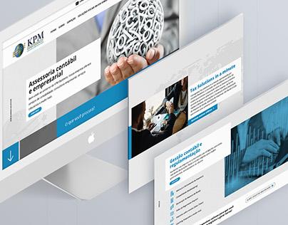 KPM | Web design