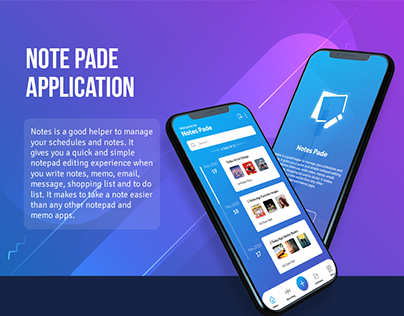 Note Pad Application
