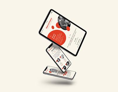 Her Impact | self-development app for women