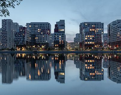 River Park residental complex