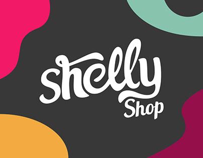 Shellyshop / branding identity