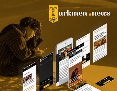 Turkmen news - Info site