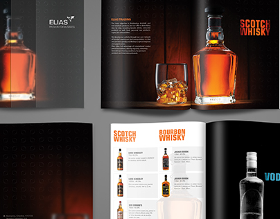 Catalog/brochure designs