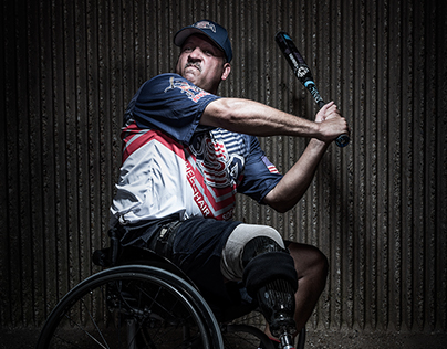 2016 Wheelchair Softball World Series Portraits