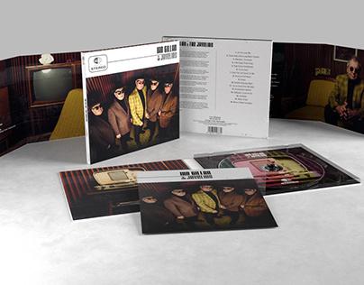 Ian Gillan & the Javelins CD Digipack Release