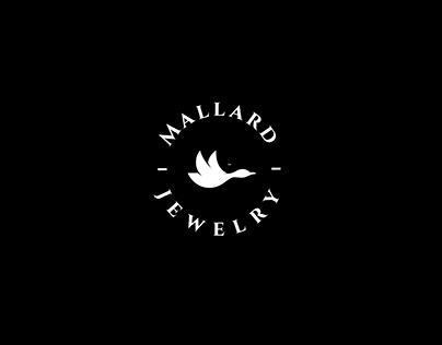 Mallard jewelry  Branding