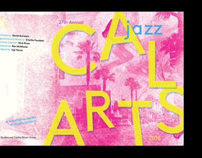 CalArts Jazz 2016
