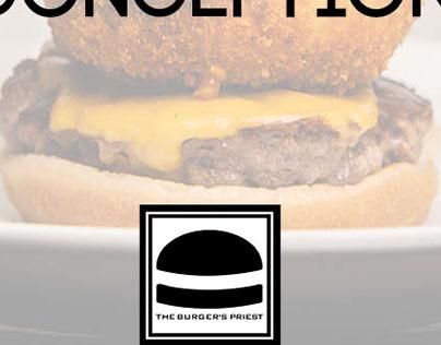 Burger's Priest. Spec Work