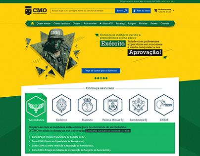 CMO - Concursos militares online