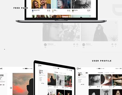Photography platform · IndC.