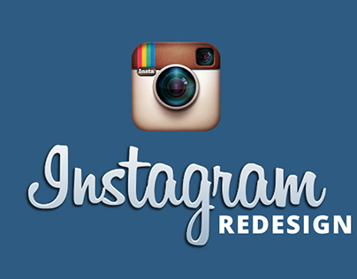 Instagram (Redesign Concept) Android