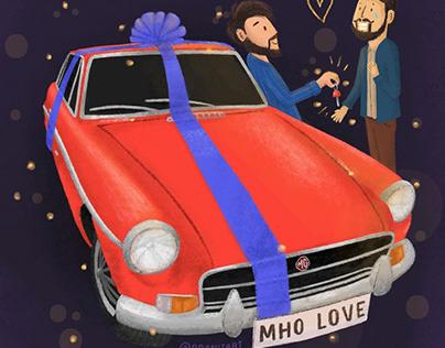 MG Motors #RecreateTheMagic