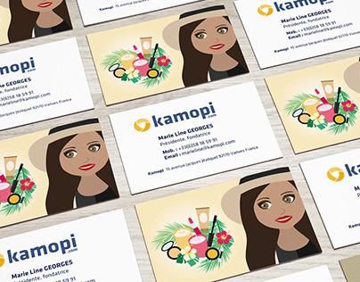 Kamopi | PRINT DESIGN, ILLUSTRATION, MOTION DESIGN