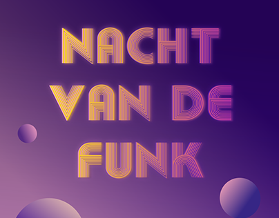 Night Of The Funk poster