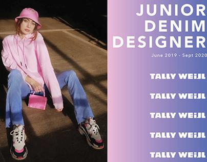 Trend Driven Youth Fashion Denim
