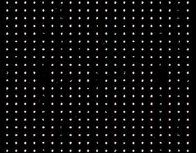Minimalist vector design tote design