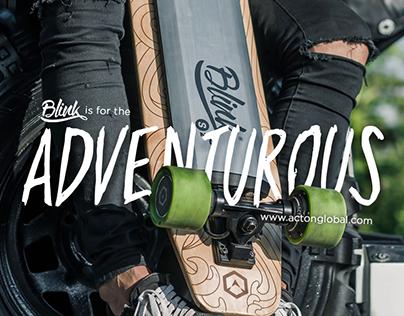 BLINK | For the Adventurous