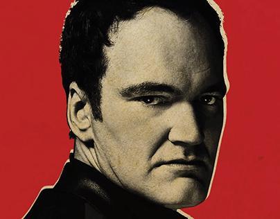 Quentin Tarantino promo site