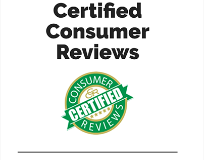Certified Consumer Reviews