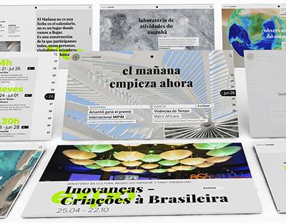 Web Design I Museu do Amanhã